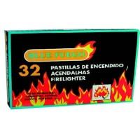 PASTILLA ENCENDIDO FUEGO 32 PIEZAS