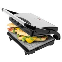 GRILL ASAR DOBLE CECOTEC ROCK´N GRILL