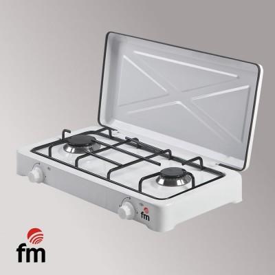 COCINA GAS HG- 200 FM 2 FUEGOS