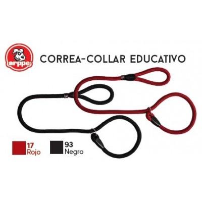CORREA COLLAR NYLON EDUCATIVO 140X1,6 CM