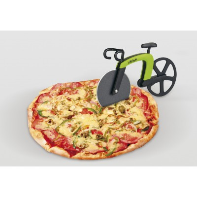 RULETA CORTA PIZZA BICICLETA