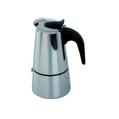 CAFETERA INDUCCIÓN INOX. BOHEMIA