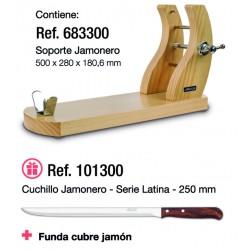 JAMONERO ARCOS + CUCHILLO +...