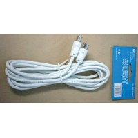 CABLE ANTENA EXTENSIBLE 3 M