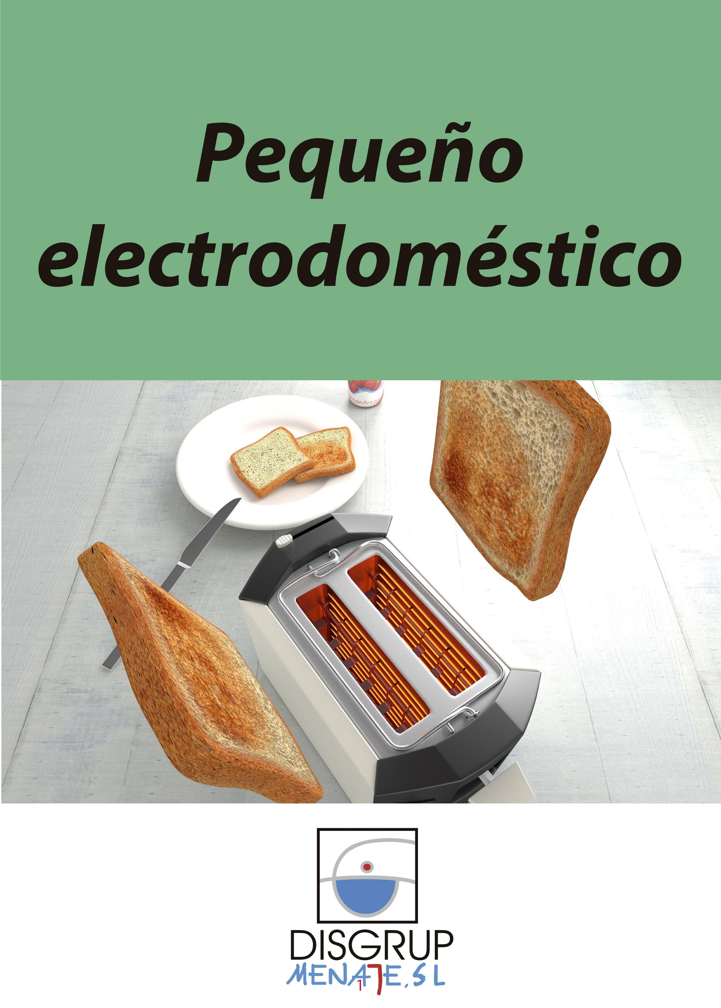 Pequeño electrodomestico